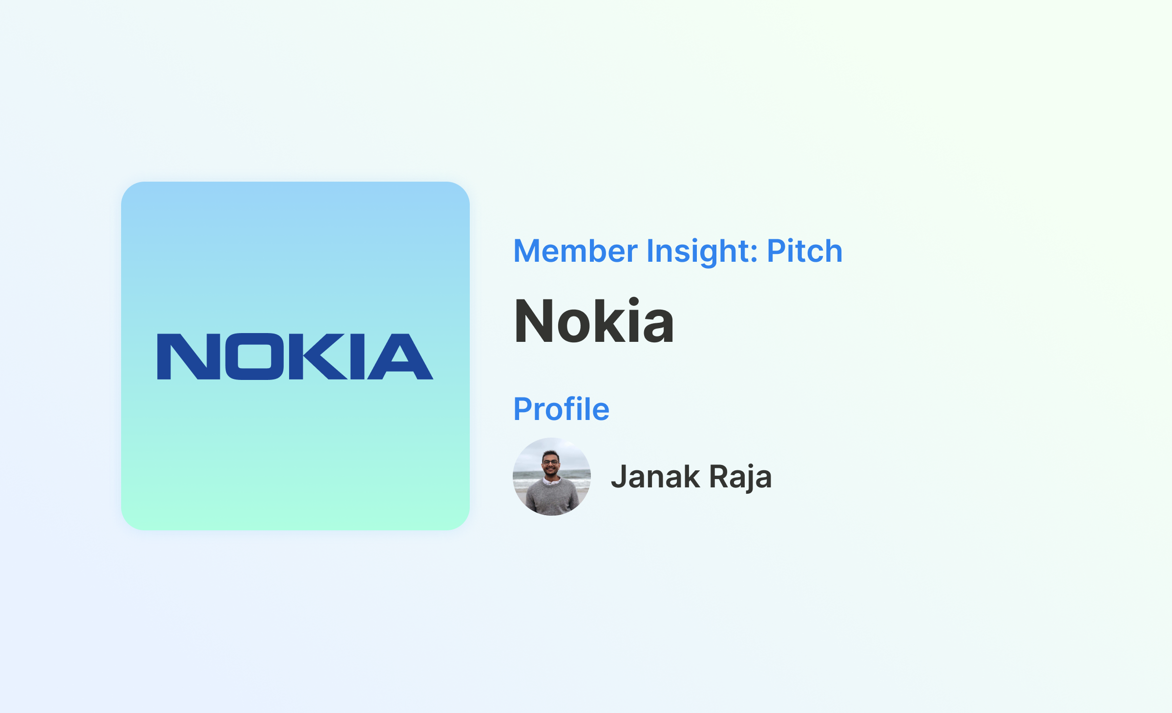 Why Nokia Should Connect People With Healthy Investment Returns
