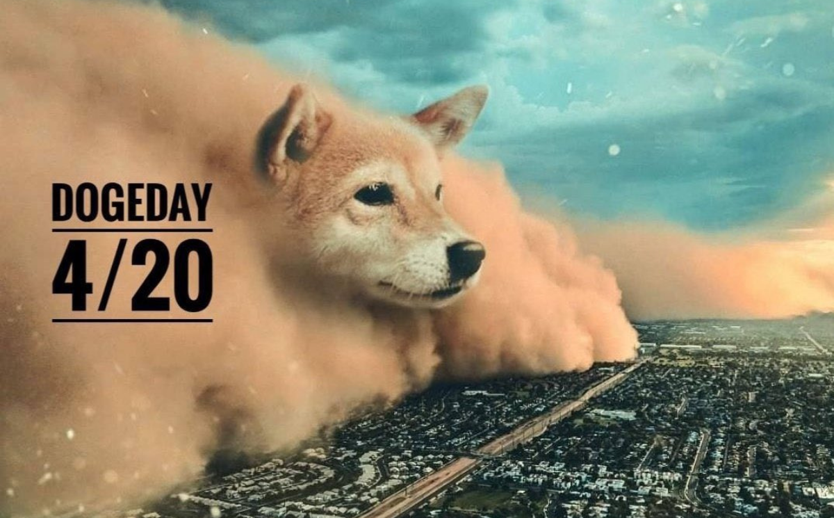 Dogecoin's Big Day Begins With a Whimper