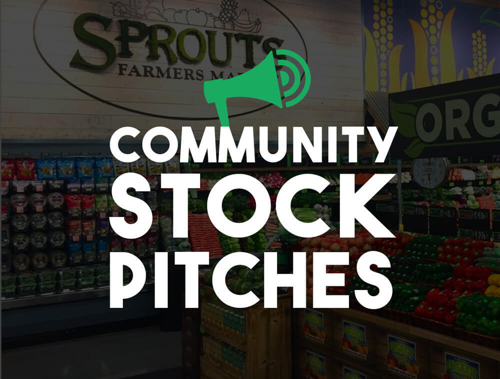 Why Finimizer Rishi Recommends Sprouts Farmers Market Shares