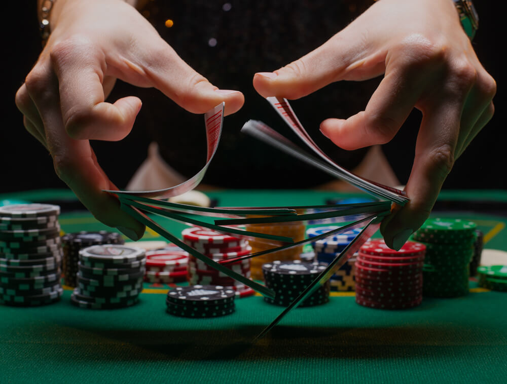 Hold 'Em Or Fold 'Em: What Poker Can Teach You About Investing